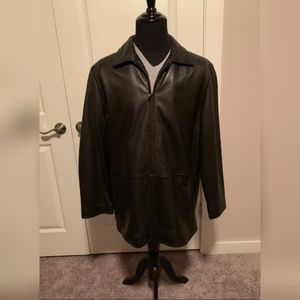 Other - 📛💲SOLD💰RC COMSTOCK Genuine Leather Mens Jacket